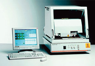 蛍光X線式膜厚計: Thermo Fischer XDLM